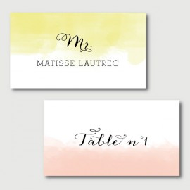 matisse place cards