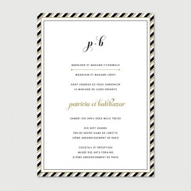 invitation balthazar