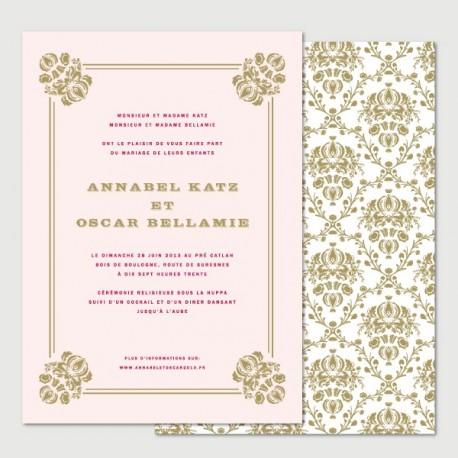 invitation oscar