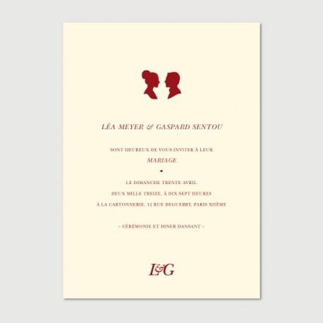 invitation gaspard