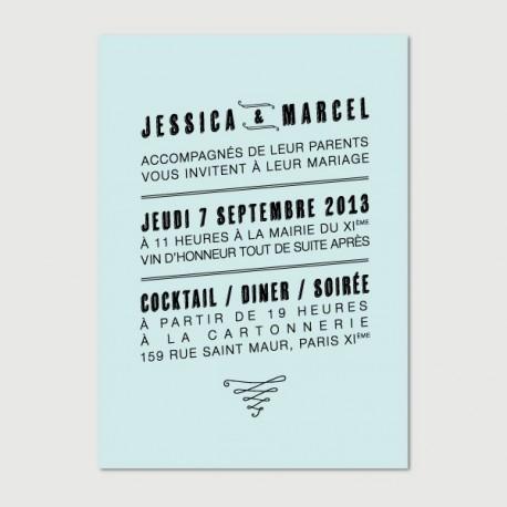 invitation marcel
