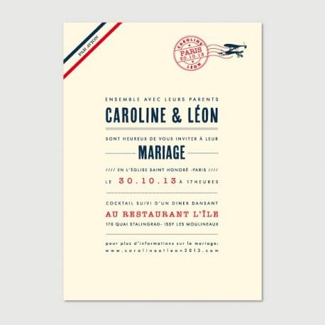 invitation leon