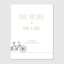 save the date emile