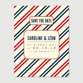 leon save the date