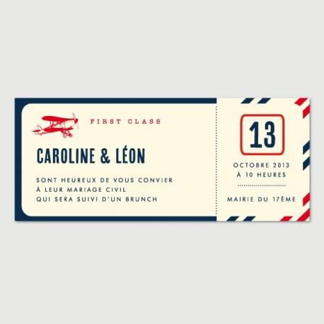 invitation secondaire leon