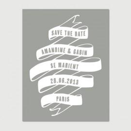 save the date gabin