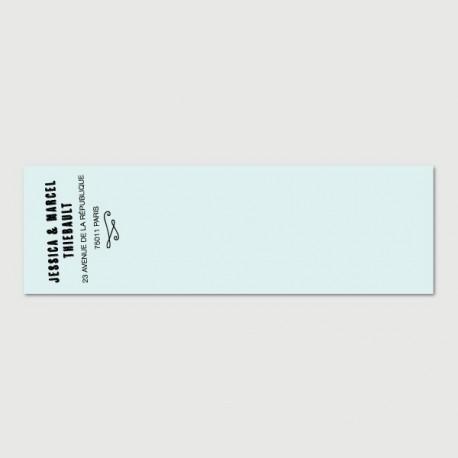 labels autocollants marcel