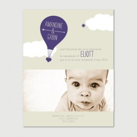 eliott baby announcement