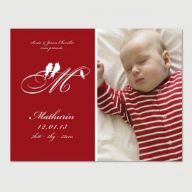 mathurin baby announcement
