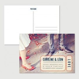 leon thank you card