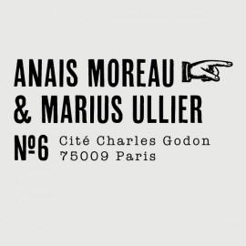 marius stamp