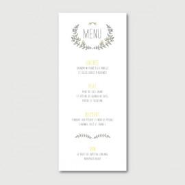 arsene menu