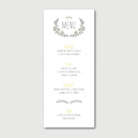 edgard menu