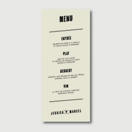 marcel menu