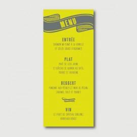gabin menu