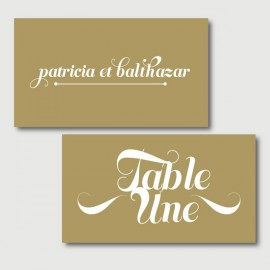 balthazar place cards