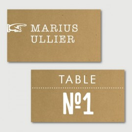 marius place cards