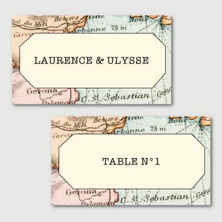 ulysse place cards