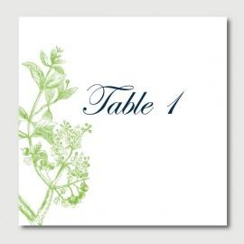 arsene numéro de tables