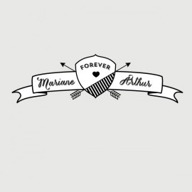 tampon logo arthur