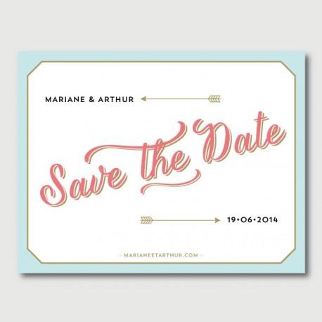 save the date arthur