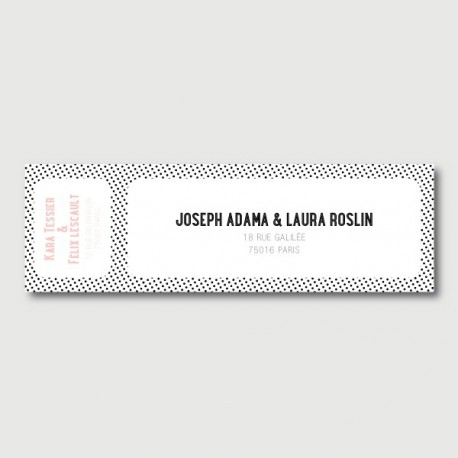 felix mailing label