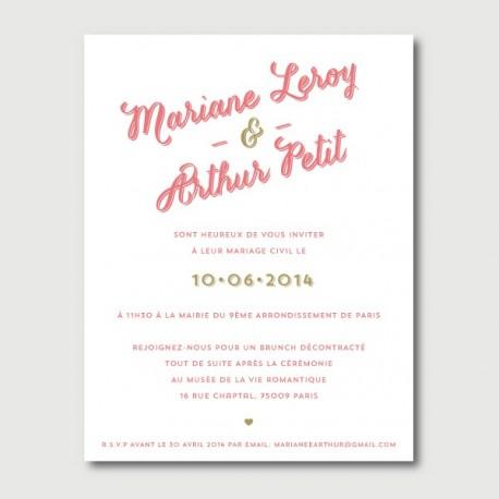 secondary invite arthur