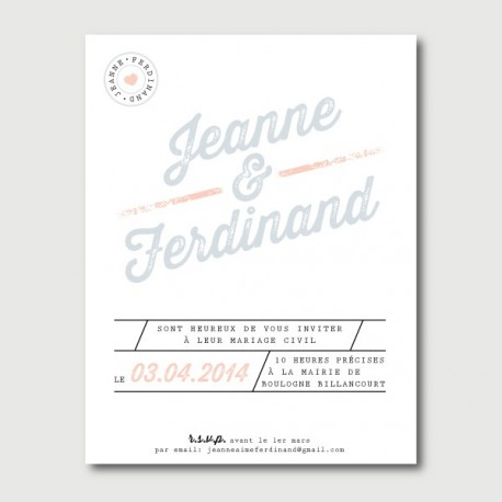 invitation secondaire ferdinand