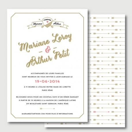 arthur invite