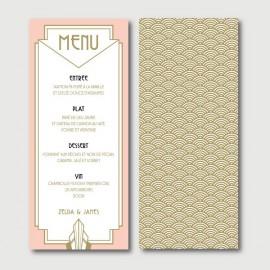 james menu