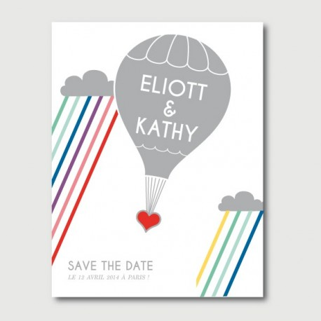 save the date eliott
