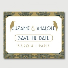 save the date anatole
