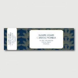 anatole mailing label