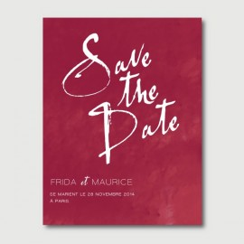 save the date maurice