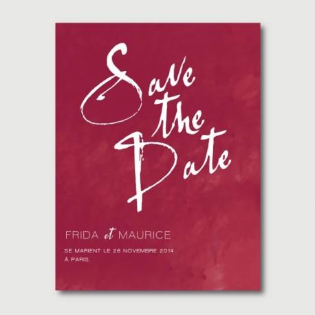 anatole save the date