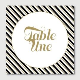ernest numéro de tables
