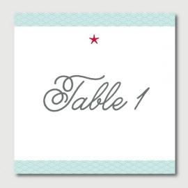 gaston numéro de tables