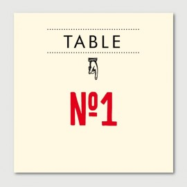 marius table numbers