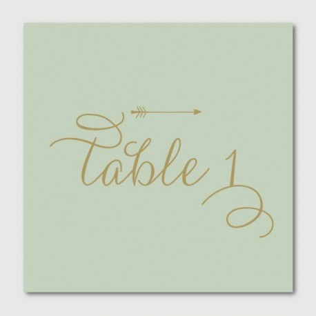 armand table numbers