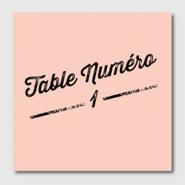ferdinand table numbers