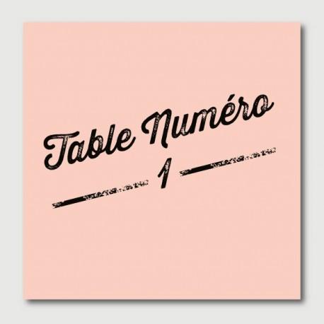 ferdinand table numbers