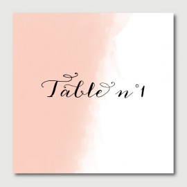 matisse table numbers