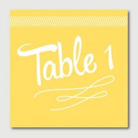 lucien numéro de tables