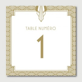 james numéro de tables