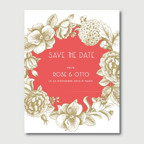 save the date otto