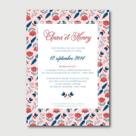invitation henry