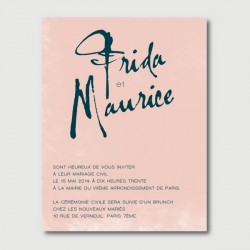 invitation secondaire maurice