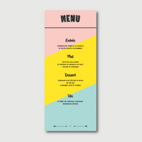 elvis menu