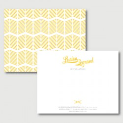 lucien stationery