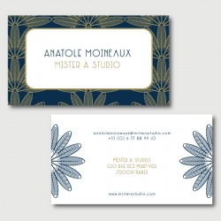 anatole business cards